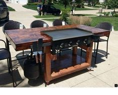 Looking at our website is time well spent. Read more about built in bbq. Just cl… Looking at our website is time well spent. Read more about built in bbq. Just cl… Outdoor Kitchen Patio, Outdoor Kitchen Design, Outdoor Living, Outdoor Decor, Outdoor Kitchens, Outdoor Cooking Area, Outdoor Grill Area, Deck Kitchen Ideas, Outdoor Nursery