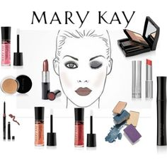 KK by lcabreramk on Polyvore featuring Belleza and Mary Kay