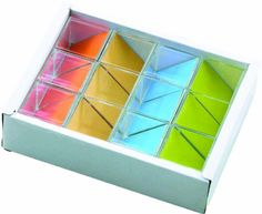 WePlay Creative Play Interaction - Pattern Cubes, 12 Pieces:Amazon:Toys & Games