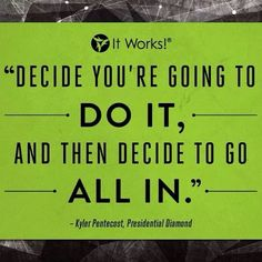Love my job and my It Works! Family! Can you honestly say you LOVE your job?!? If the answer is no I've got an opportunity for you to change that answer to a yes! JOIN MY TEAM for only $99! MSG me with any questions at 615-708-8303 #armani #gap #coach #dkny #ecko #versace #verawang #verabradley #gucci #prada #dolceandgabbana #louisvuitton #fendi #ralphlauren #anntaylor #forever21 #victoriasecret #americaneagle #michaelkors #australia #canada #denmark #france #wales #germany #finland #spain…