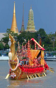 Royal Barge Procession, Bangkok