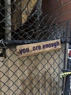 you are enough: chicago
