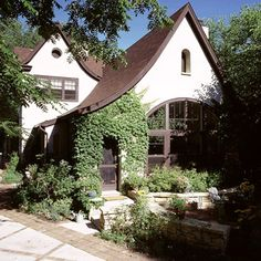 """""""Fairy-Tale Tudor Exterior""""  BH slideshow of home styles.  I will never forget an mls description of a house in the Village of Riverlea as """"real Tudor"""" defying history and chronology."""
