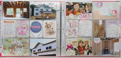 Project Life Charming kit and Dear Lizzy Serendipity & Neopolitan