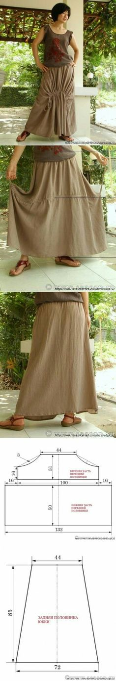 Boho stiylish skirt...<3 Deniz <3