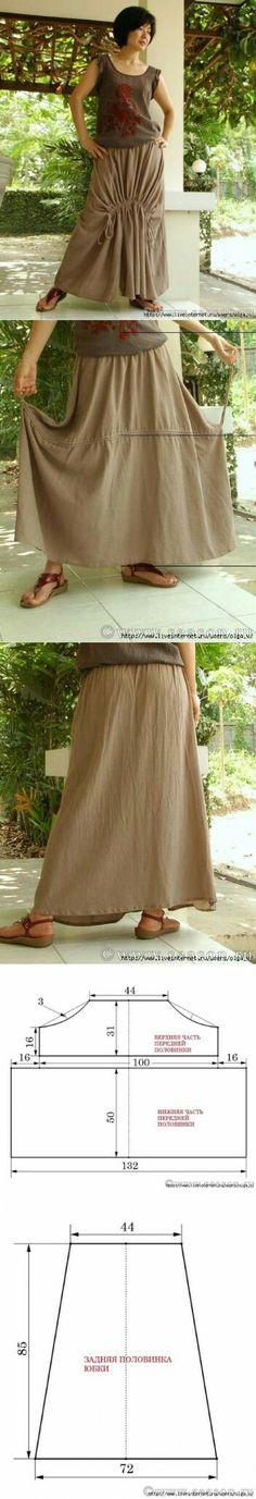 Boho stiylish skirt...<3 Deniz <3