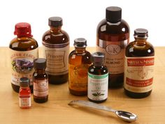 Differences Between Flavors, Baking Emulsions, Concentrated Oils and Extracts