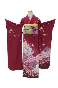 #Ebay, #Travel, #Japan, #Kimono, #Silk, #Kawaii