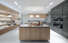Varenna Artex kitchen