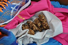 Home Sweet Home Bakealong: Peanut Butter Granola Bars | Tales of pigling bland