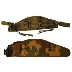 MOLLE Molded Waistbelt Woodland Camo * Click image to review more details.