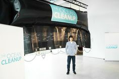 Source : The Ocean Cleanup Boyan Slat, Ocean Cleanup, Clean Up, Geluk, Place, Sustainability, Soup, Earth, Plastic