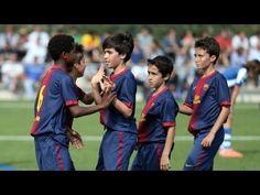FC Barcelona - Los 20 mejores goles de la cantera de la temporada 2012/13