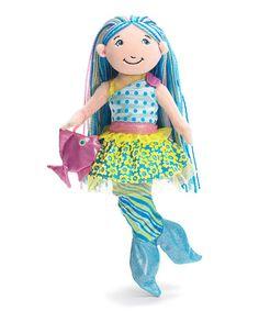 Love this Groovy Girls Aqualina Doll on #zulily! #zulilyfinds