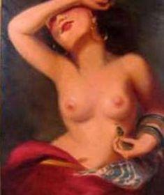 Cleopatra - Gyula Asztalos (1900 – 1972, Hungarian)