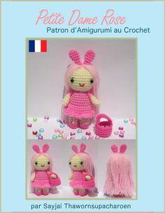 Petite Dame Rose Patron d'Amigurumi au Crochet - Libri su Google Play