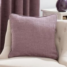 Stylish and modern range of cushions available at Dunelm. Beautiful collection of filled cushions and cushion covers in a range of colours and sizes. Bolster Cushions, Scatter Cushions, Throw Pillows, Primitive Living Room, Dusty Purple, Flat Ideas, Cushion Filling, Living Room Kitchen