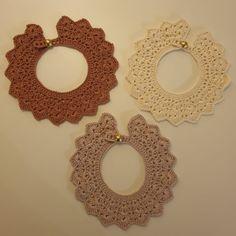 Crochet Collar, Knit Crochet, Crochet Stars, Little Ones, Knitting, Mario, Diy, Decor, Peter Pan Collars
