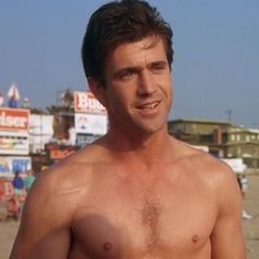 """Mel Gibson in the film """"Tequila Sunrise""""! (1988) 