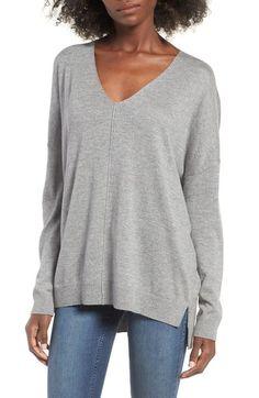Leith V-Neck Sweater