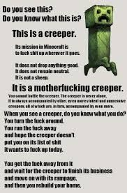Mother@%$&ng Creeper