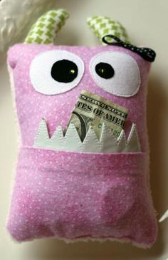 Tooth Fairy Pillow by allyson   For Stella