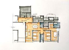 Arquitetura e Desenho: Curso: Desenho à Mão Livre Aplicado - Desenhos dos alunos