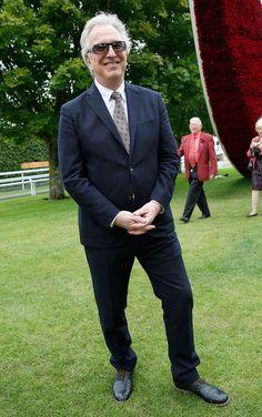 Alan Rickman Photos - Qatar Goodwood Festival - Day 2 - Zimbio