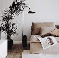 Floors and more at Domotex 2020 Diy Living Room Decor, Boho Living Room, Living Room Interior, Home Decor, Plywood Furniture, Furniture Decor, Design Furniture, House Doctor, Floors And More