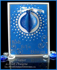 Holiday Bling HYCCT1314 by justwritedesigns - Cards and Paper Crafts at Splitcoaststampers