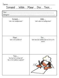 Plot zelf verzinnen of plot van film of boek analyseren Best Teacher, School Teacher, Primary School, School Days, Learn Dutch, Teacher Tools, Writing A Book, Start Writing, Creative Writing