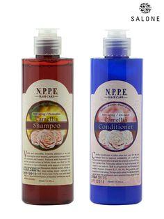 nppe-camelia-shampoo-250ml nppe-camelia-conditioner-250ml