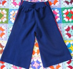Vintage Baby Bell Bottoms 912 Months by lishyloo on Etsy, $9.00