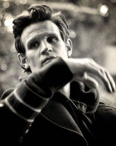 Matt Smith photographed by Alan Clarke for Esquire UK (November Doctor Who Meme, Doctor Who Quotes, 11th Doctor, Doctor Who Dress, Alan Clarke, Esquire Uk, Steven Moffat, Christopher Eccleston, Rory Williams