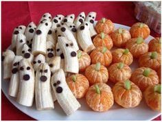 Resultado de imagem para halloween food decor