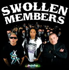 Swollen Members  Met them on one of their music video shoots with Gabriel Napora and Triton Films Inc.
