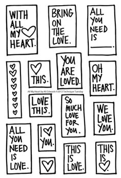 Technique-Tuesday-All-My-Heart-Clear-Stamps-Medium