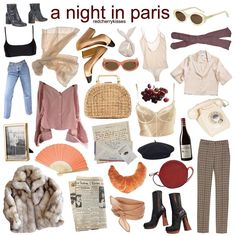 """3,263 Likes, 26 Comments - hi kids (@redcherrykisses) on Instagram: """"i'm going to visit paris this summer! i'm so excited haha - #moodboards #moodboard #niche…"""""""