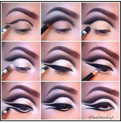 How-to: Cut crease and double liner