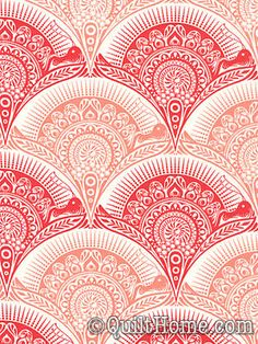 coral fabric beautiful for drapes