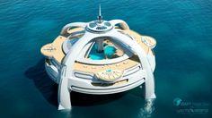 Utopia Floating Island