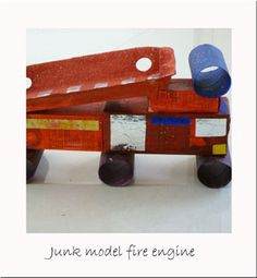junk-model-fire-engine