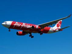 Air Asia X A330 Type: Airbus A330-343E Registration: 9M-XXA Location: Christchurch International Airport Date: 27/12/2011