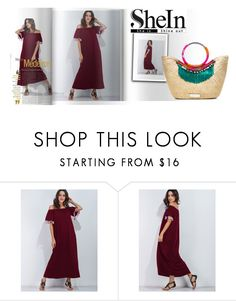 """""""Malena"""" by malargo23 ❤ liked on Polyvore featuring Martha Medeiros"""