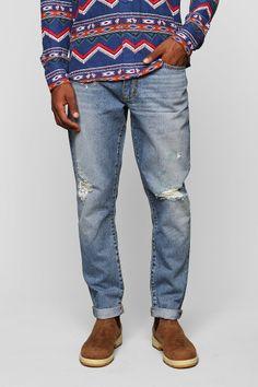 Koto Northside Tapered Skinny Jean