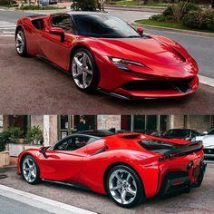 Fan Page, Ferrari, Vehicles, Sports, Instagram, Baddies, Fancy Cars, Hs Sports, Rolling Stock