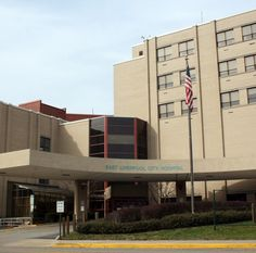East Liverpool City Hospital in East Liverpool, OH - - I was born here!!