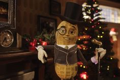 Mr. Peanut Gets a Facelift: Robert Downey Jr. Is the New Voice ...