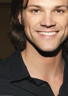 2012 #JaredPadalecki.  Based on looks and charm, though it's hard to pick between him, Jensen, and Misha, I'd have to say Jared is my favorite.