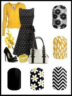 Jamberry outfit combo: Business classy  Adorable No dry time No smudges ❤LOVE❤